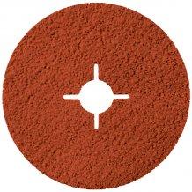 Фибровый круг Metabo 115 мм Р 60, CER (626152000)