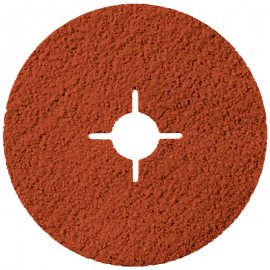 Фибровый круг Metabo 115 мм Р 80, CER (626153000)