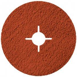 Фибровый круг Metabo 180 мм Р 80, CER (626161000)