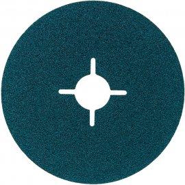 Фибровый круг Metabo 115 мм Р 80, ZK (622975000)