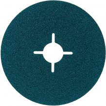 Фибровый круг Metabo 125 мм Р 120, ZK (622987000)