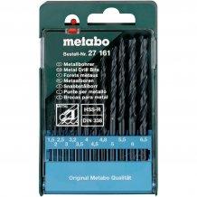 Набор сверл по металлу Metabo HSS-R, 13 ед. (627161000)