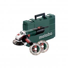 Угловая шлифмашина Metabo W 12-125 Quick Set (600398510)