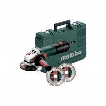 Болгарка Metabo W 12-125 Quick Set
