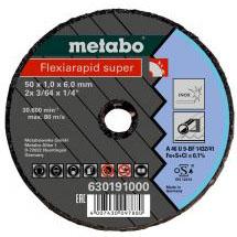 Малый отрезной круг Metabo Fleхia Rapid Super 70х2,0х6,0 мм для стали (630194000)