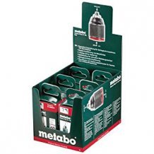 """Сверлильные патроны Metabo Futuro Plus S2M,13 mm, 1/2"""" 6шт. (636624000)"""