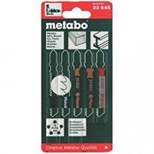 Набор полотен Metabo для лобзика, 5 ед. (623645000)