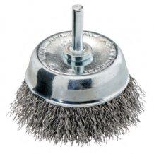 Чашечная щетка Metabo 50х0,3 мм/6 мм, сталь, плетеная (626790000)