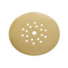 Шлифовальные листы Metabo на липучке для шпаклевки, лаков и краски, 225 мм, Р 80, 25 шт (626643000)