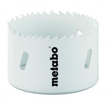 Биметаллическая кольцевая коронка, Metabo 70 мм (625195000)