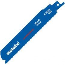 Сабельное полотно Metabo Professional по металлу 150 мм (628255000)