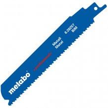 Сабельное полотно Metabo Professional по металлу 150 мм (628257000)