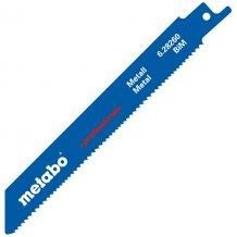 Сабельное полотно Metabo Professional по металлу 150 мм (628260000)