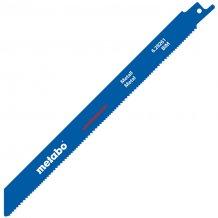 Сабельное полотно Metabo Professional по металлу 225 мм (628261000)