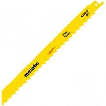 Сабельное полотно Metabo Classic по дереву 225 мм (628243000)