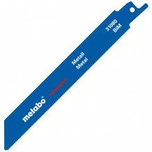 Сабельное полотно Metabo Flexible по металлу 150 мм