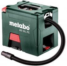 Аккумуляторный пылесос Metabo AS 18 L PC, каркас (602021850)