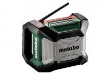 Аккумуляторный радиоприемник Metabo R 12-18