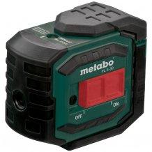 Точечный лазерный нивелир Metabo PL 5-30 (606164000)