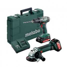 Комплект Metabo Combo Set 2.4.3 18 V (685082000)