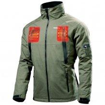 Куртка с подогревом от аккумулятора Metabo HJA 14.4-18 (L) (657028000)