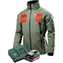 Куртка с подогревом от аккумулятора Metabo HJA 14.4-18 (XL) Set (657011000)