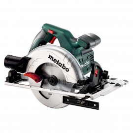 Дисковая пила Metabo KS 55 FS кейс (600955500)