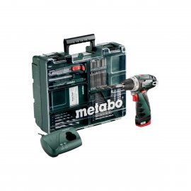 Аккумуляторный шуруповерт Metabo PowerMaхх BS Mobile Workshop SET (600079880)