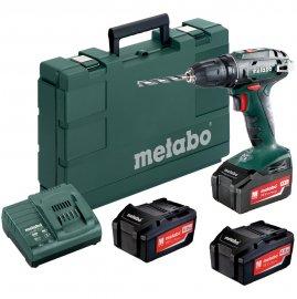 Аккумуляторный шуруповерт Metabo BS 18 Set (602207960)