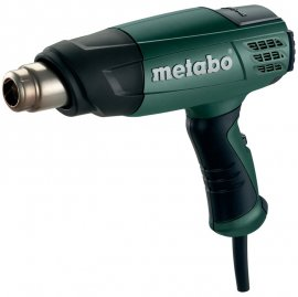 Фен строительный Metabo HE 23-650 Control в кейсе (602365500)