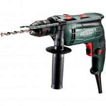 Дрель ударная Metabo SBE 650 Impuls БЗП + кейс (600672500)