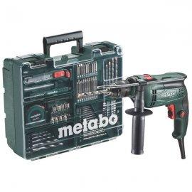 Дрель ударная Metabo SBE 650 Mobile Workshop (600671870)