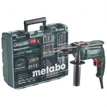 Дрель ударная Metabo SBE 650 Mobile Workshop (600671870)
