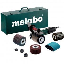 Щеточная шлифовальная машина Metabo SE 12-115 Set (602115500)