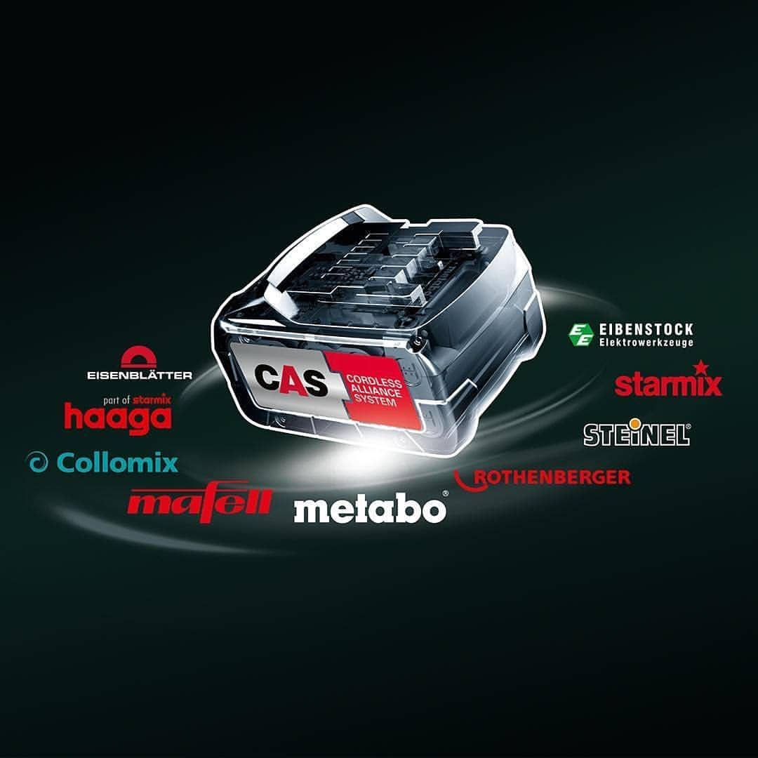 Cordless Alliance System — Metabo-online.ua